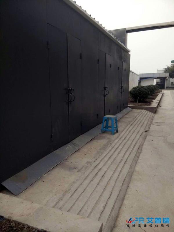 中石油伟德BV网页版气瓶室建设