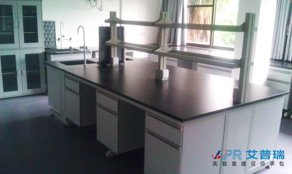 乐山自来水检测中心实验室装修设计2
