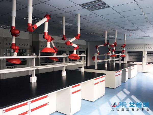 重庆文理学院实验室装修设计2