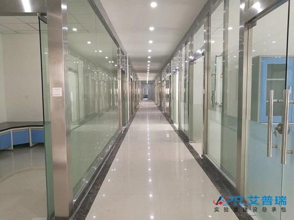 重庆华测检测环境实验室装修设计1