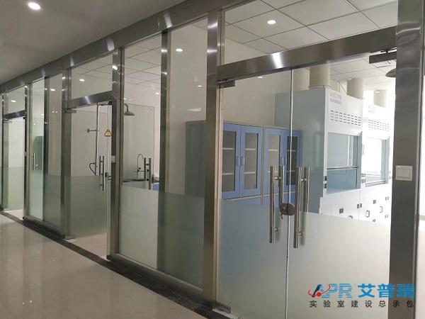 重庆华测检测环境实验室装修设计4