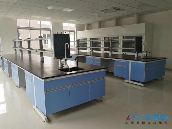重庆华测检测环境实验室装修设计5