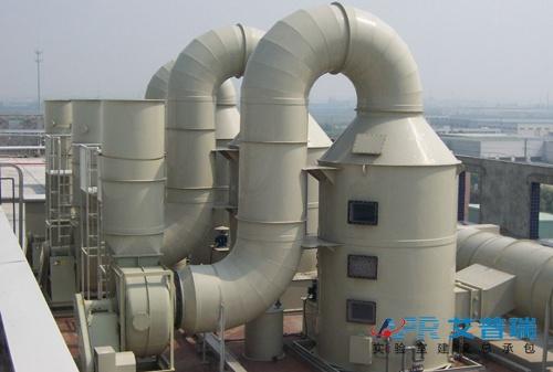 实验室环境控制系统解决方案